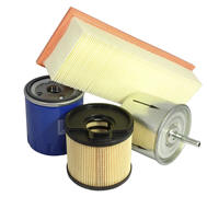 oil and air filter replacement