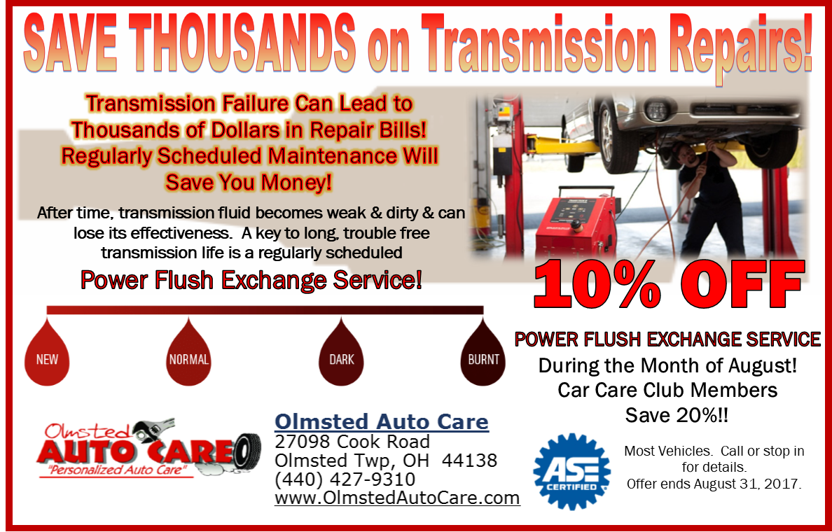Signs Of Transmission Going Out >> Transmission Service Repair Car And Light Truck Engine Shop